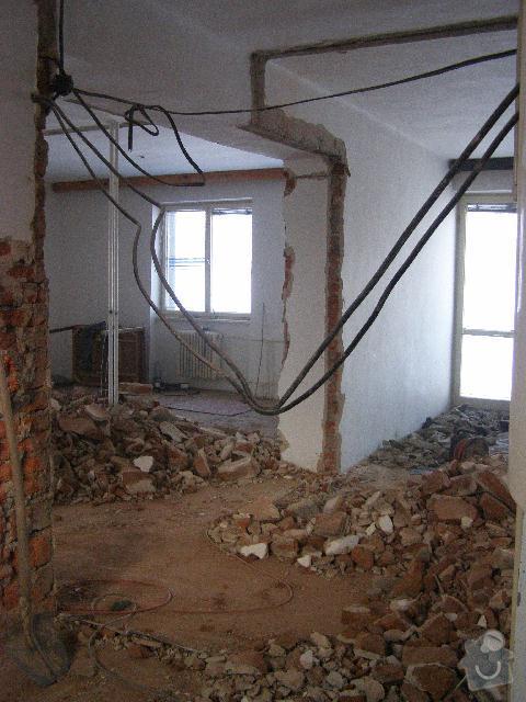 Rekonstrukce bytu: foto01