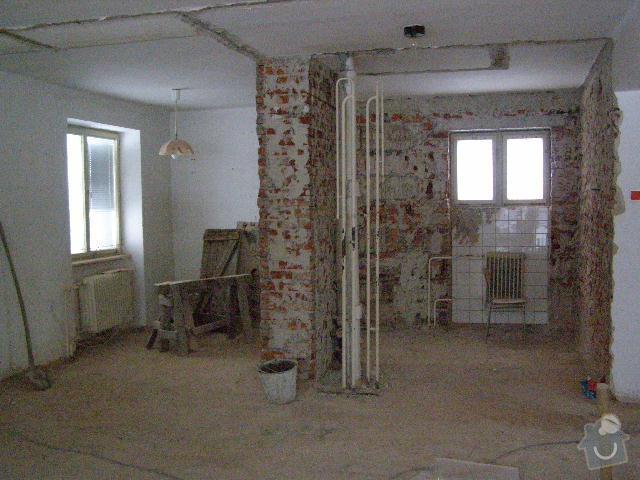Rekonstrukce bytu: foto03