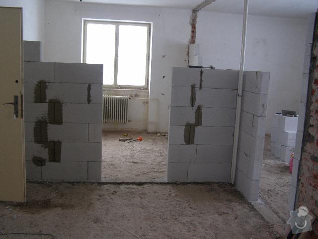 Rekonstrukce bytu: foto05