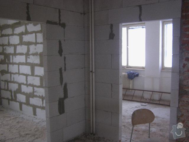 Rekonstrukce bytu: foto06