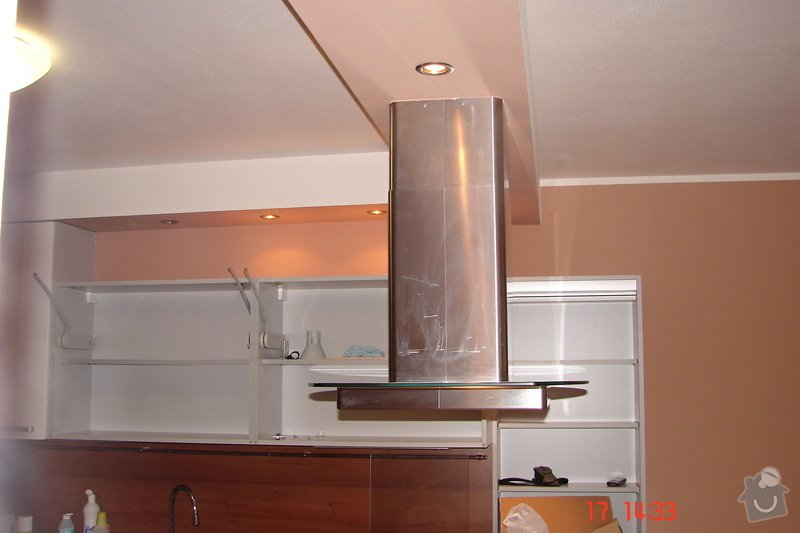 Výmalba bytu v Praze: DSC06118