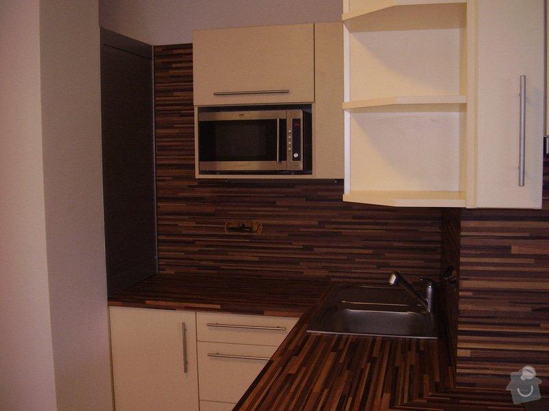 Kuchyňská linka: P3240015