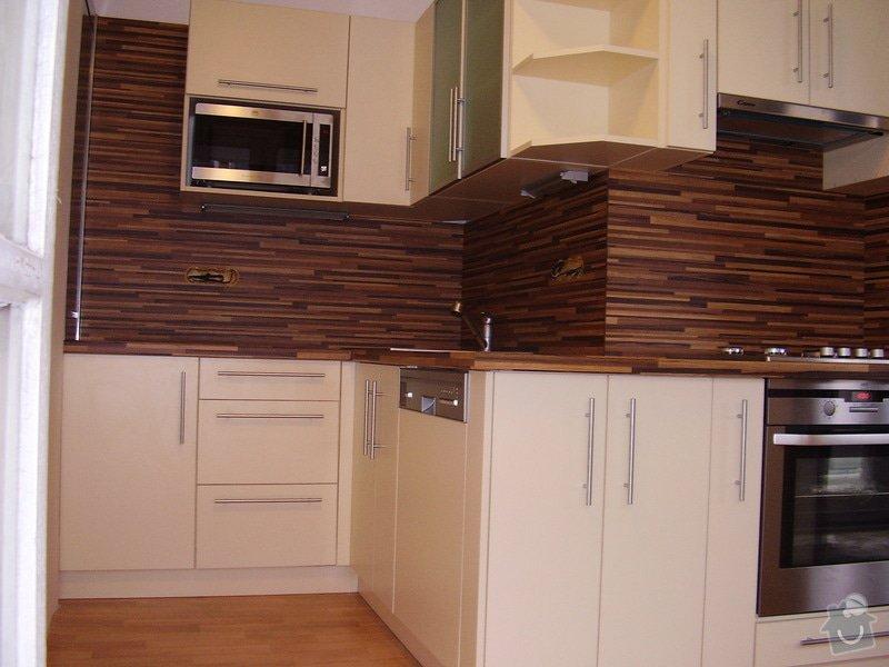 Kuchyňská linka: P3240021