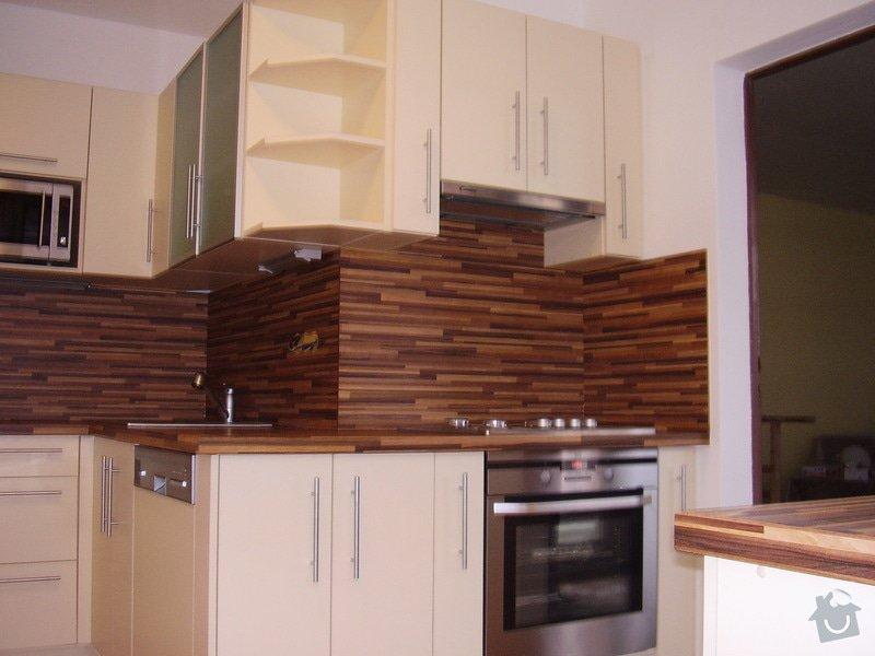 Kuchyňská linka: P3240022