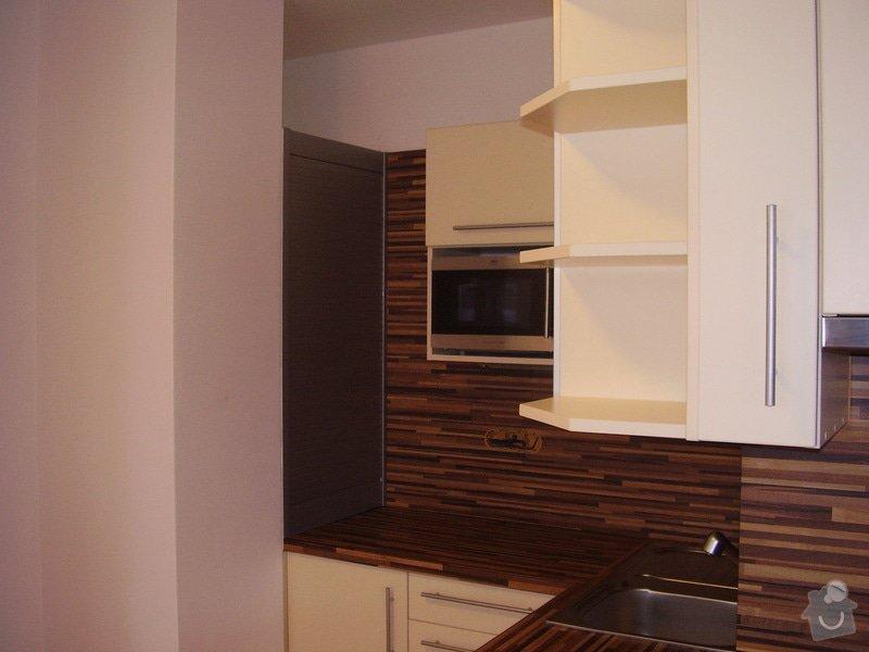 Kuchyňská linka: P3240023