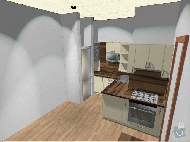 Kuchyňská linka: Lenka_Brandejsov_Kuchyn_5