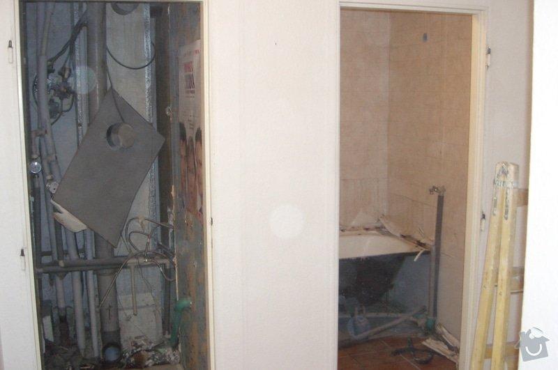 Rekonstrukce bytového jádra: CIMG0805