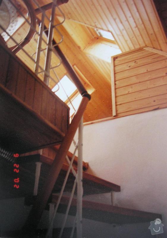 Rekonstrukce půdního prostoru: 154