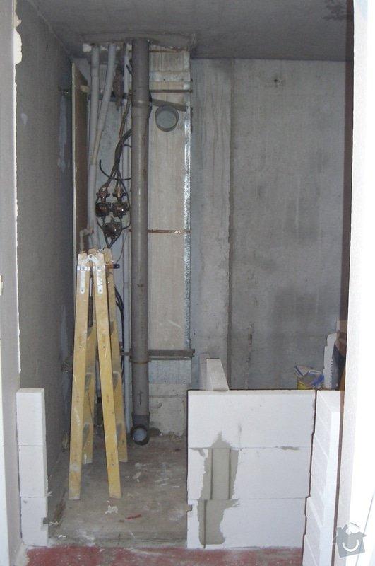 Rekonstrukce bytového jádra: CIMG0813