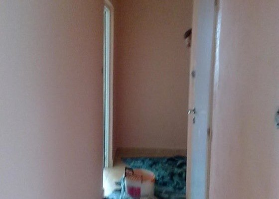 Vymalovani bytu 4-1