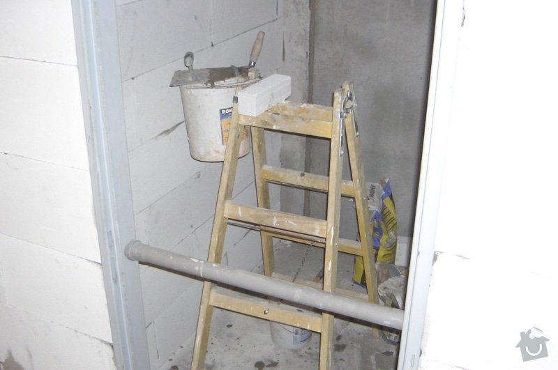 Rekonstrukce bytového jádra: CIMG0815