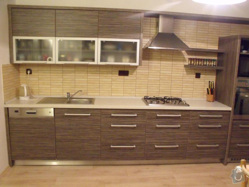 Kuchyňská linka: DSCF1313