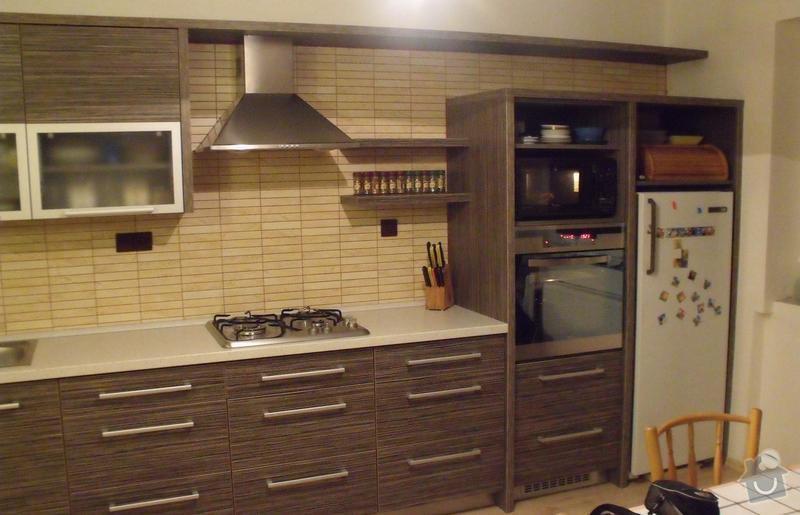 Kuchyňská linka: DSCF1314