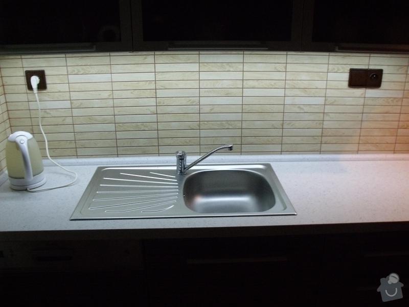 Kuchyňská linka: DSCF1318