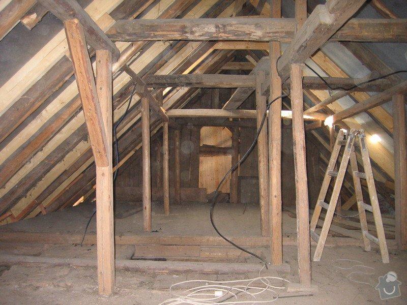 Sádrokartony, podlahy, izolace, zednické práce: IMG_2164