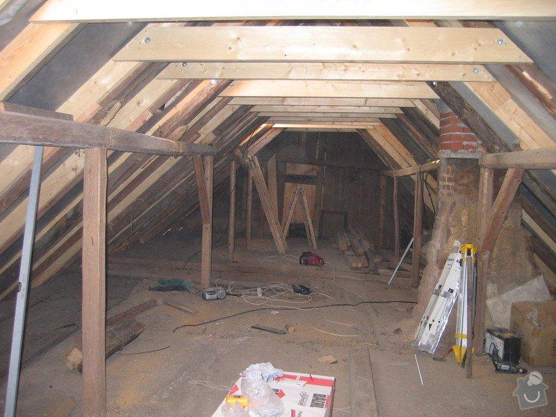Sádrokartony, podlahy, izolace, zednické práce: IMG_2175