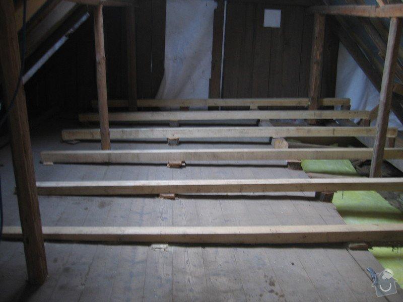 Sádrokartony, podlahy, izolace, zednické práce: IMG_2191