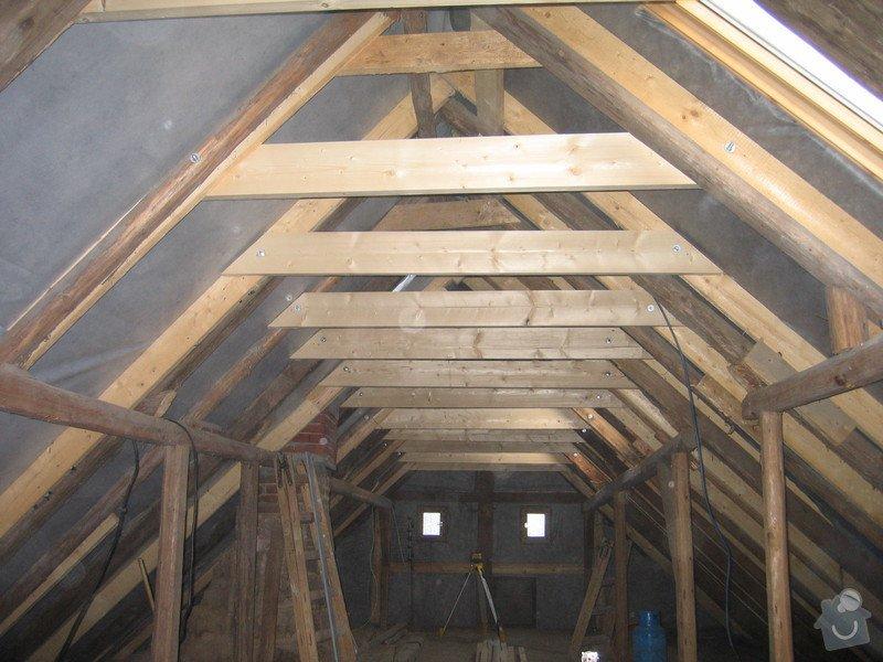 Sádrokartony, podlahy, izolace, zednické práce: IMG_2195