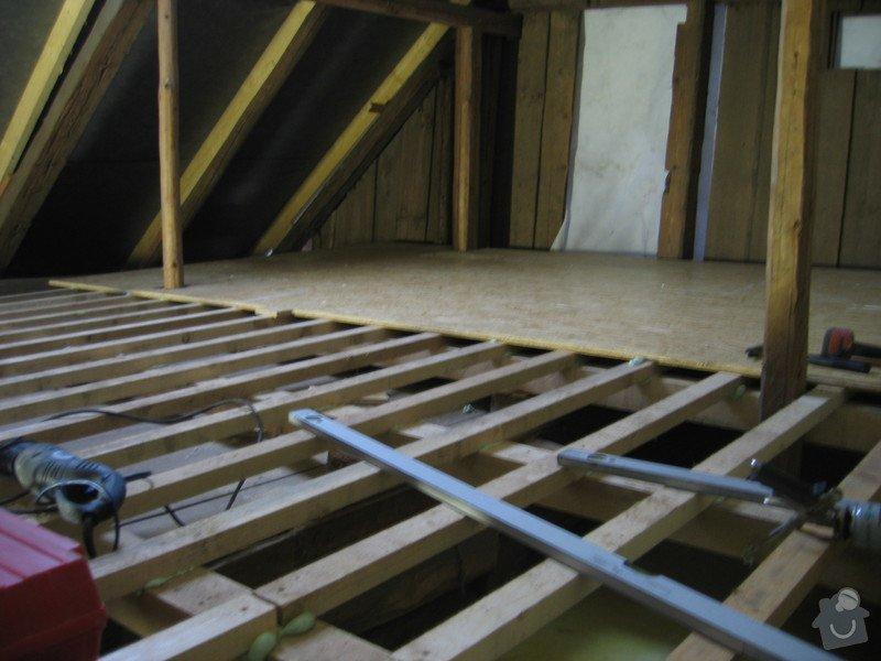 Sádrokartony, podlahy, izolace, zednické práce: IMG_2197