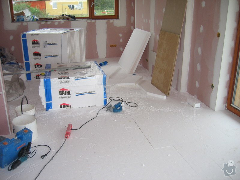 Sádrokartony, podlahy, izolace: IMG_3109