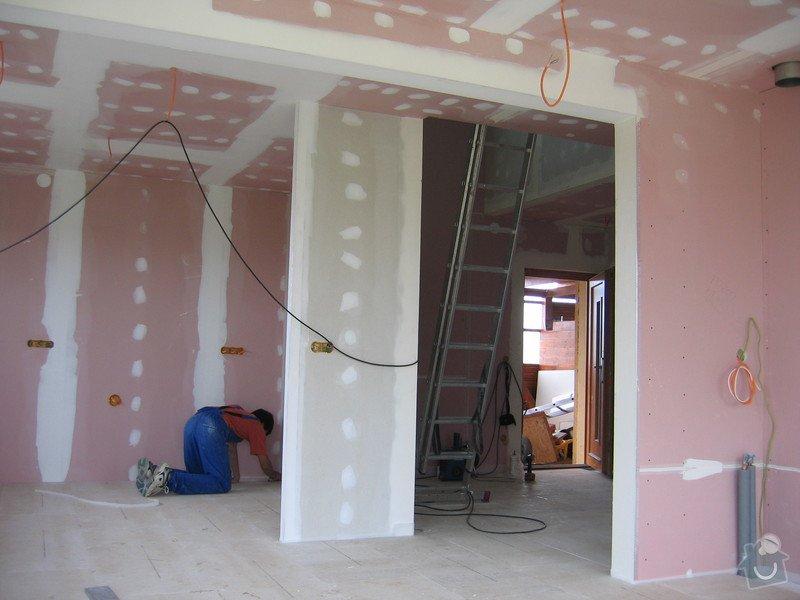 Sádrokartony, podlahy, izolace: IMG_3127