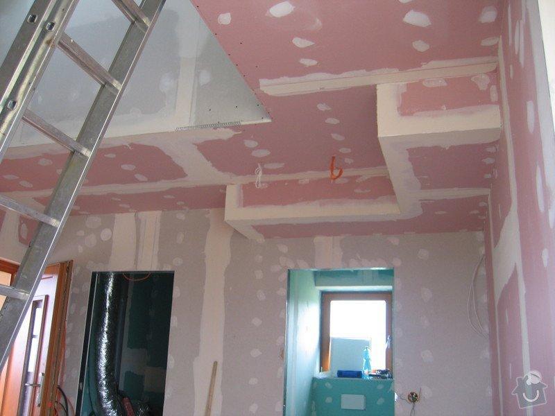 Sádrokartony, podlahy, izolace: IMG_3129