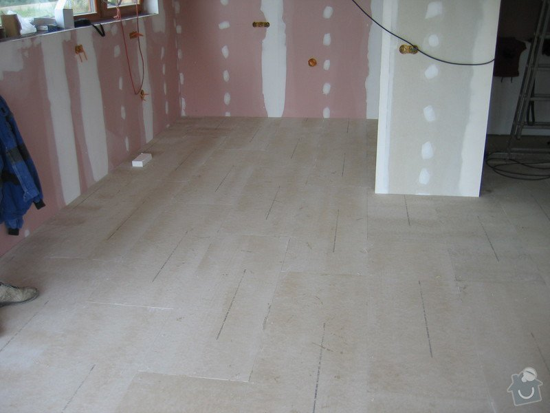 Sádrokartony, podlahy, izolace: IMG_3137