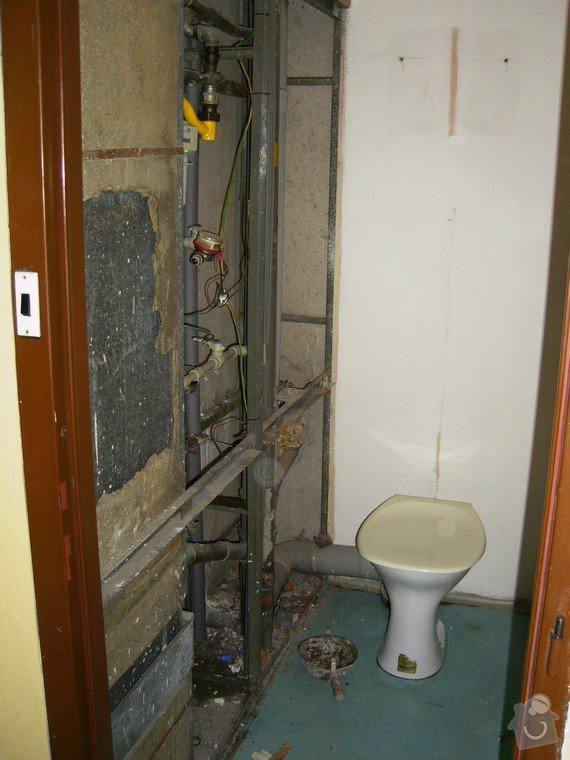 Rekonstrukce bytového jádra: a_009