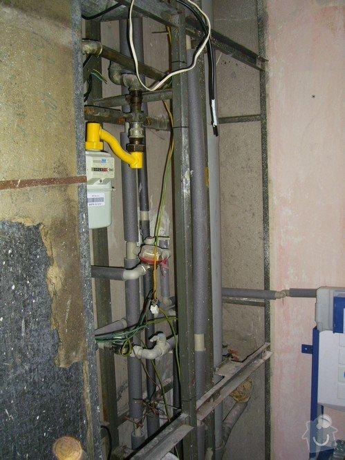 Rekonstrukce bytového jádra: a_018