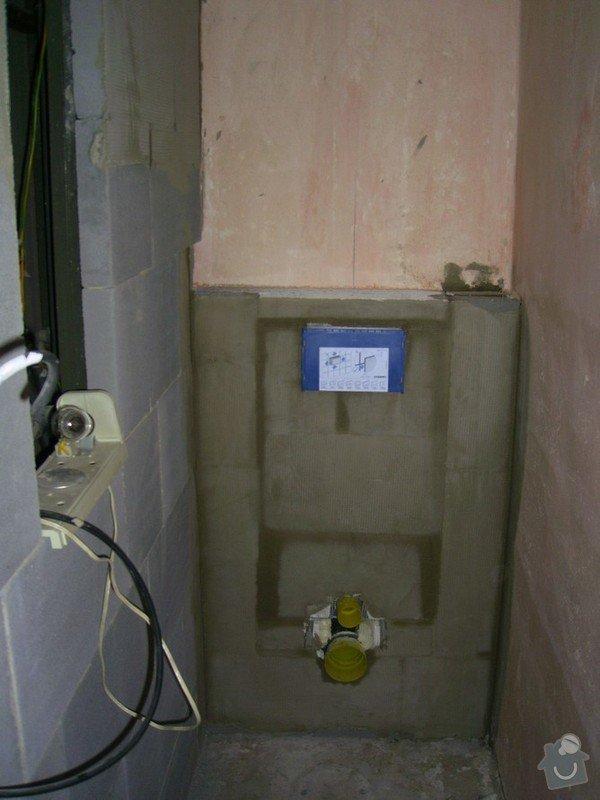 Rekonstrukce bytového jádra: a_033