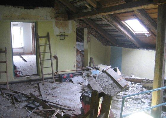 Sádrokartony,podlahy,izolace,zednické práce