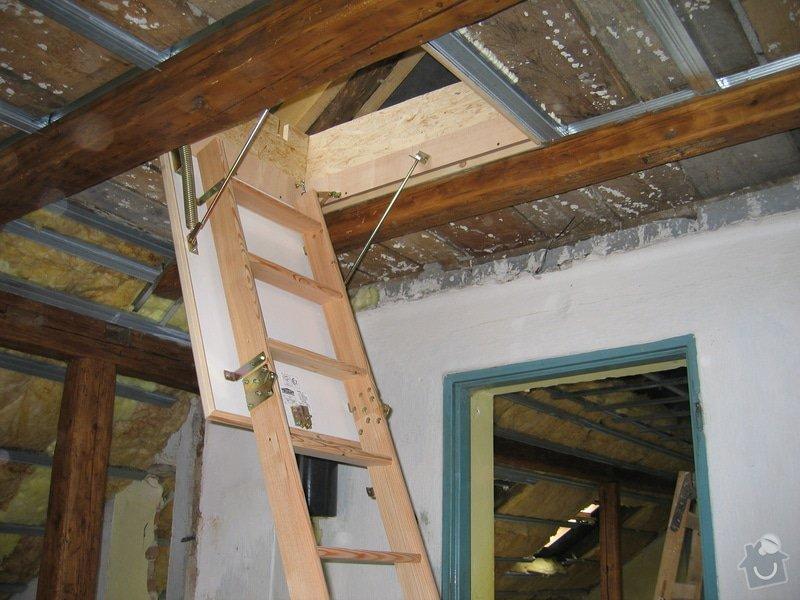 Sádrokartony,podlahy,izolace,zednické práce: IMG_1777
