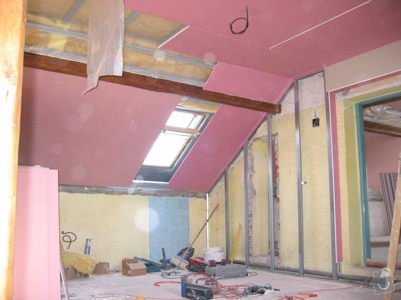 Sádrokartony,podlahy,izolace,zednické práce: IMG_1779