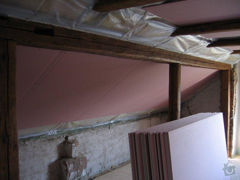 Sádrokartony,podlahy,izolace,zednické práce: IMG_1781