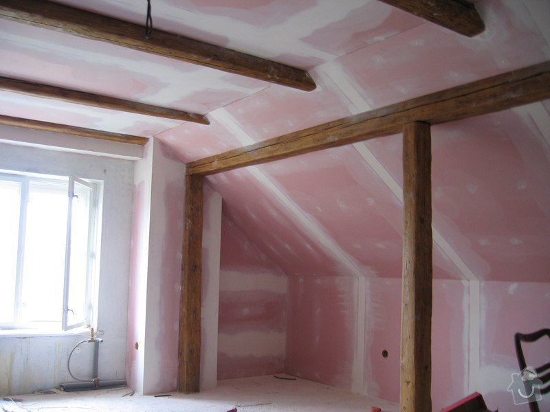 Sádrokartony,podlahy,izolace,zednické práce: IMG_1810