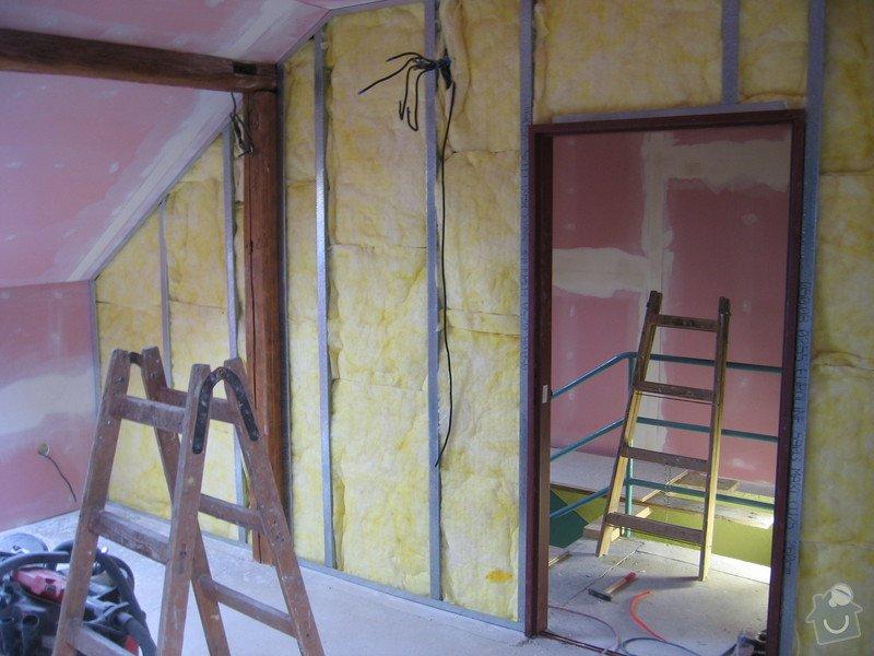 Sádrokartony,podlahy,izolace,zednické práce: IMG_1815