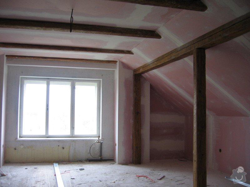 Sádrokartony,podlahy,izolace,zednické práce: IMG_1821