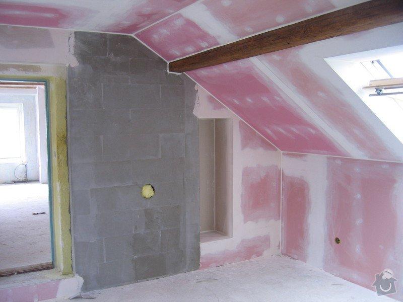 Sádrokartony,podlahy,izolace,zednické práce: IMG_1861