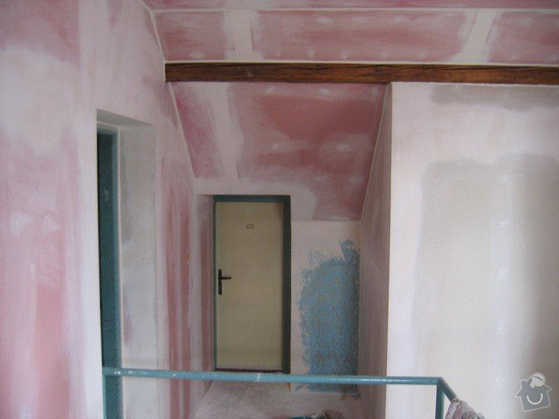 Sádrokartony,podlahy,izolace,zednické práce: IMG_1863