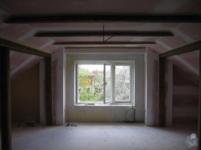 Sádrokartony,podlahy,izolace,zednické práce: IMG_1867