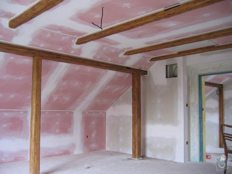 Sádrokartony,podlahy,izolace,zednické práce: IMG_1869