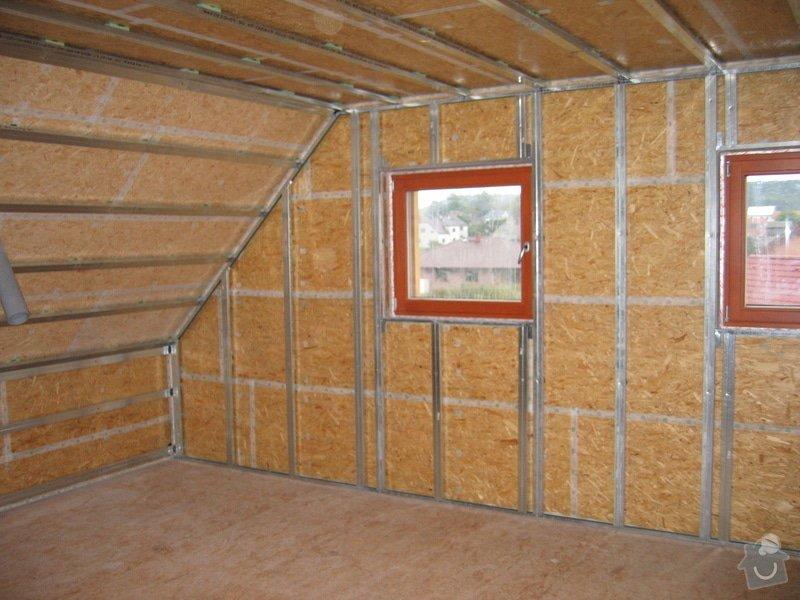 Sádrokartony, podlahy, izolace, zednické práce: IMG_3601