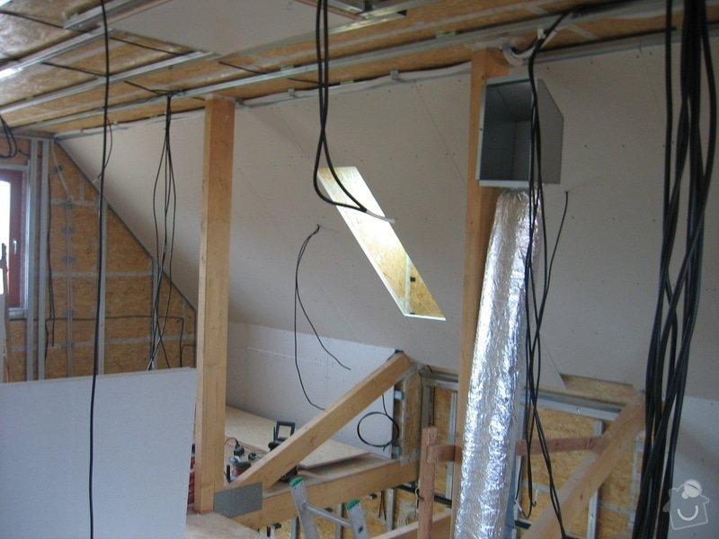 Sádrokartony, podlahy, izolace, zednické práce: IMG_3663
