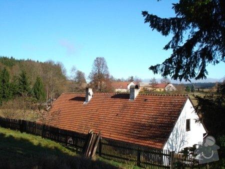 Zhotovení střechy komplet: strecha32