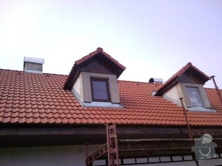 Zhotovení střechy komplet: strecha36