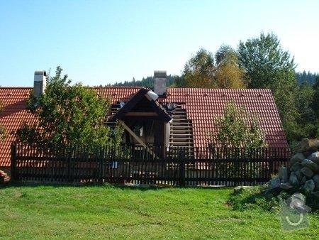 Zhotovení střechy komplet: strecha37
