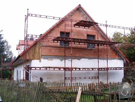 Zhotovení střechy komplet: strecha41