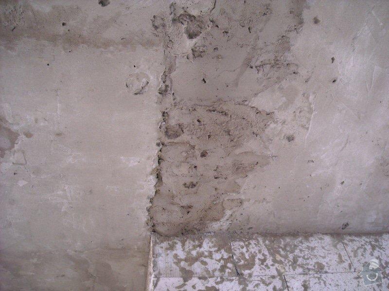 Omítání stropů - špryc + štuk: sn_mek_005
