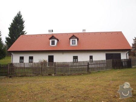 Zhotovení střechy komplet: strecha42