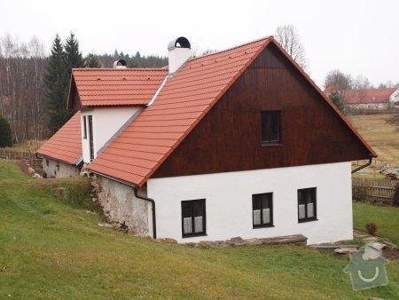 Zhotovení střechy komplet: strecha44
